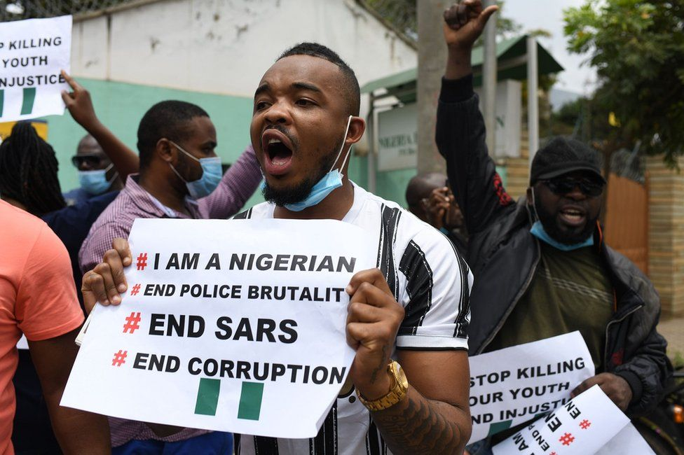 #EndSARS Protest: Finding a Pathway to Sustainable Peace and Development